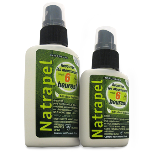 Natrapel Bottles